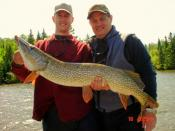 guided muskie trips